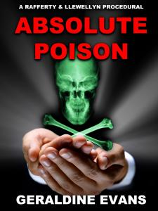 ABSOLUTE POISON EBOOK COVER FROM SELFPUB BOOK COVERS.COM