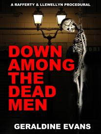 DOWN AMONG THE DEAD MEN4 EBOOK COVER FROM SELFPUB BOOK COVERSCOM