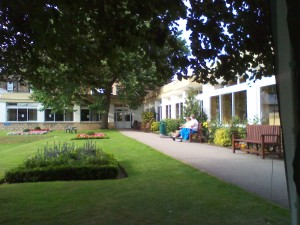 SWANWICK GARDENS LOVELY SUMMERS DAY 2013