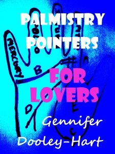 Palmistry Pointers for Lovers No 8 WHITE TITLE