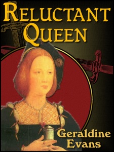 RELUCTANT QUEEN HISTORICAL EBOOK COVER