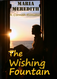 the wishing fountain cover WITH TEXT MARIA MEREDITH 2 jan 2014